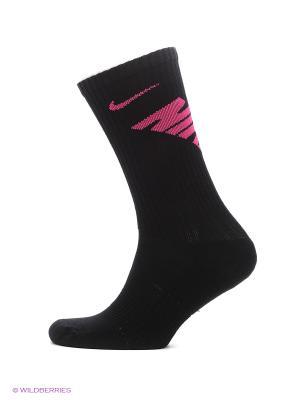 Носки BOYS GRAPHIC CTN CUSH, 3 пары Nike. Цвет: черный, розовый, белый