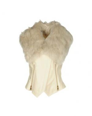 Куртка JITROIS. Цвет: слоновая кость