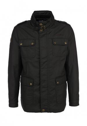 Куртка утепленная Goodyear. Цвет: серый