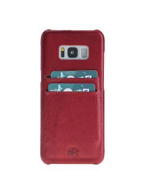 Чехол бампер Samsung Galaxy S8 Burkley. Цвет: красный