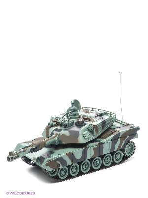 Танк Abrams M1A2 (США) Пламенный мотор. Цвет: хаки