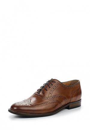 Туфли Domeno. Цвет: коричневый