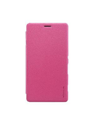 Sony Xperia C4 Nillkin Sparkle Leather Case. Цвет: красный