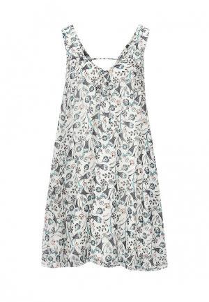 Платье Befree. Цвет: белый