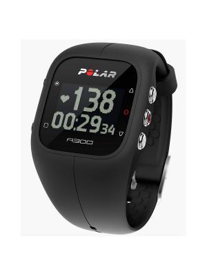 Часы-пульсометр Polar A300 HR черный Polar.. Цвет: черный