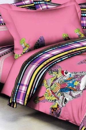 Постельное белье 2 сп., 70x70 Французский стиль. Цвет: мультиколор