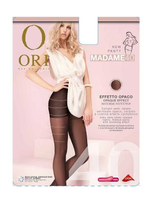 Колготки ORI Madame 40 den. Цвет: черный