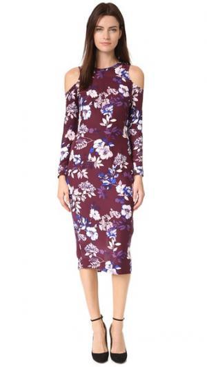 Платье Josephine Piamita. Цвет: floralia mora