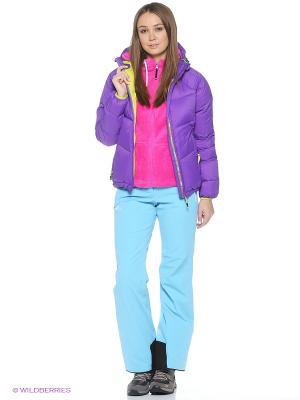 Куртка HALTI. Цвет: сиреневый