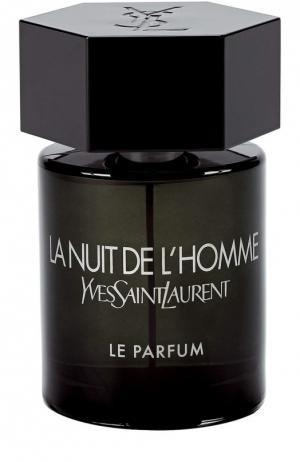 Парфюмерная вода La Nuit De LHomme YSL. Цвет: бесцветный