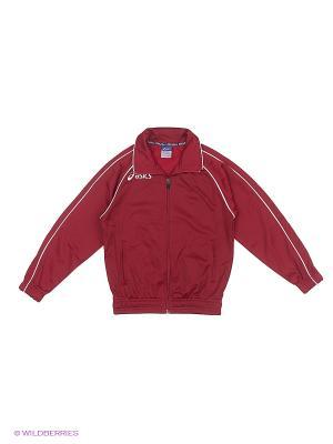 Куртка детская GIACCA MADRID JR ASICS. Цвет: бордовый