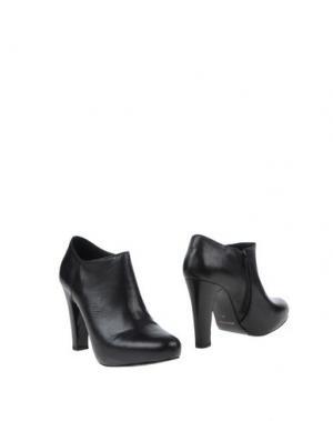Ботинки SILVIA ROSSI. Цвет: черный