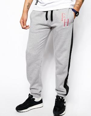 Спортивные штаны Fremont & Harris. Цвет: серый