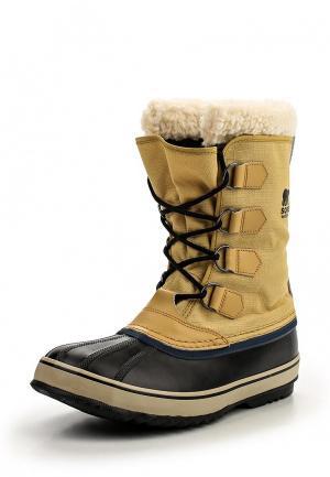 Ботинки Sorel. Цвет: разноцветный