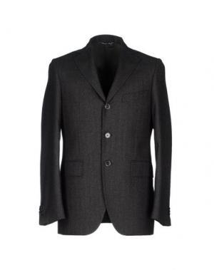 Пиджак SARTORE. Цвет: стальной серый