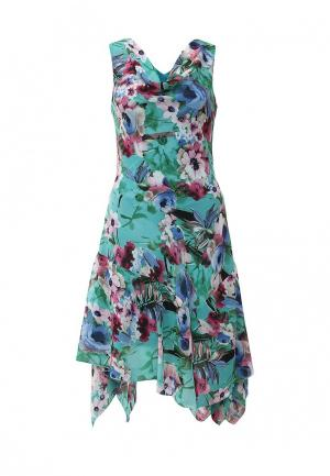 Платье Stella Morgan. Цвет: разноцветный