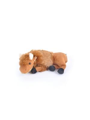 Мягкая игрушка Зубренок 5.147.1 цвет коричневый Malvina. Цвет: коричневый