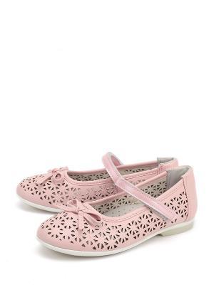 Туфли Tom.M. Цвет: розовый