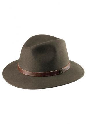 Шляпа. Цвет: хаки