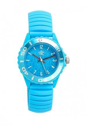 Часы РФС. Цвет: голубой