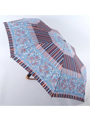 Зонт Airton. Цвет: голубой, темно-синий