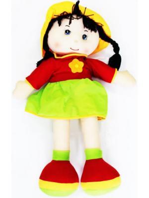 Кукла Плюшевая Алина 75см Склад Уникальных Товаров. Цвет: красный