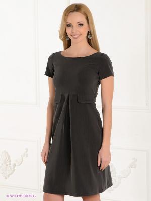 Платье Spicery. Цвет: серый