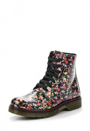 Ботинки Fullstop. Цвет: разноцветный