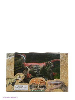 Набор фигурок Динозавры Happy Kin 9544M/ютораптор