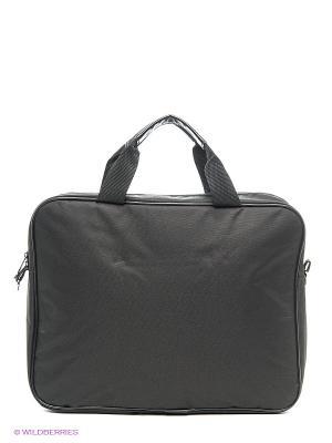 Сумка для ноутбука Basic Standard VELD-CO. Цвет: черный