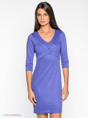 Платье Remix. Цвет: фиолетовый