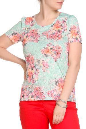 Блуза LOLA PALTINGER. Цвет: мята