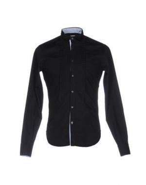 Pубашка RA-RE. Цвет: черный
