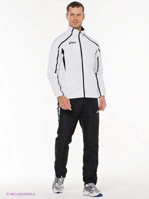 Спортивный костюм SUIT EVENT ASICS. Цвет: белый