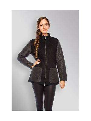 Куртка Sirenia. Цвет: черный