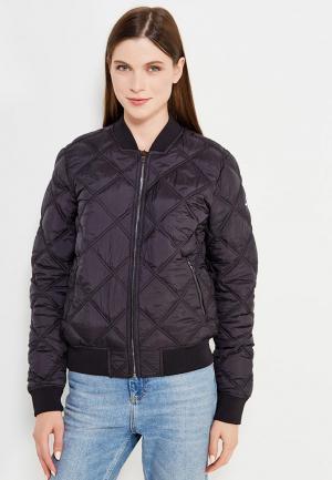 Куртка утепленная Tommy Hilfiger Denim. Цвет: черный
