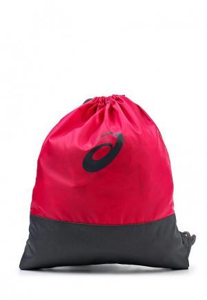 Мешок ASICS. Цвет: розовый
