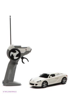 Машина на р\у Porsche Carrera AULDEY. Цвет: серый, белый