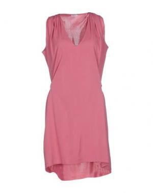 Короткое платье FILIPPA K. Цвет: светло-фиолетовый