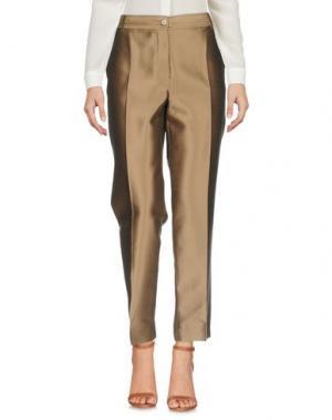 Повседневные брюки GERARD DAREL. Цвет: хаки