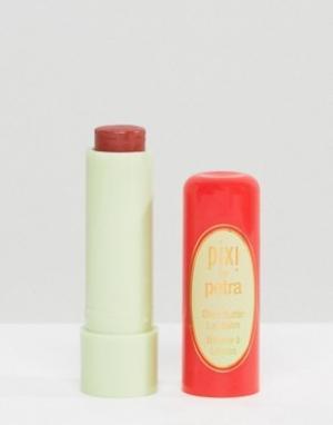Pixi Бальзам для губ с маслом ши. Цвет: красный