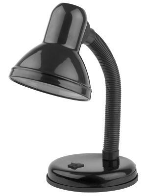 Светильник N-101-E27-40W-BK черный Эра. Цвет: черный