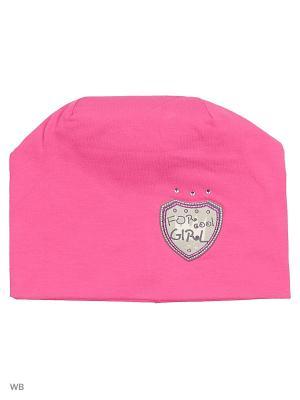 Шапка Elo-Melo. Цвет: розовый