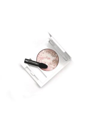 Тени для век Вулкан, тон 05 POETEA. Цвет: розовый, белый, темно-бежевый
