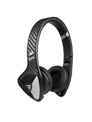Наушники с микрофоном Monster DNA On-Ear, Carbon Black. Цвет: черный