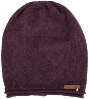 Фиолетовая шерстяная шапка Noryalli. Цвет: фиолетовый
