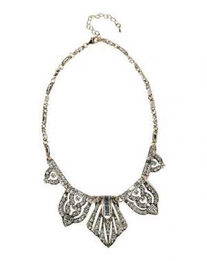 Ожерелье DETTAGLI. Цвет: медный