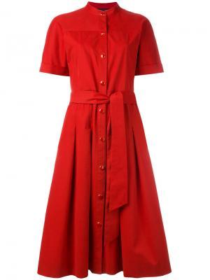 Dune dress Vanessa Seward. Цвет: красный