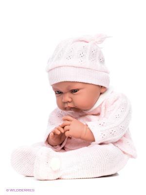 Кукла Ника озвученная Antonio Juan. Цвет: бледно-розовый