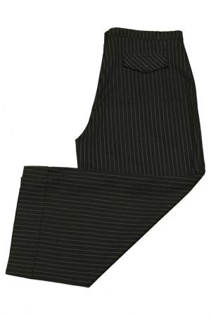 Капри Zalumiere. Цвет: черный, серый